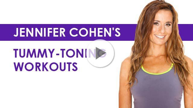 If you want flat abs, forget about crunches. Try these two tummy toners to get the abs you want. | Health.com