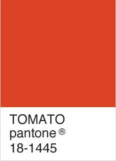 Tomato Red My Cur Favourite Colour