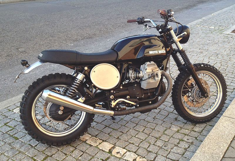 Guzzi V7 Classic Owners Page 59 Advrider Motorbikes And The