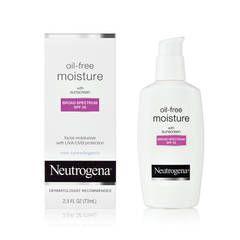 Neutrogena Oil Free Facial Moisturizer Sunscreen Spf 35 2 5 Fl Oz Oil Free Facial Moisturizer Moisturizer For Oily Skin Sunscreen Moisturizer