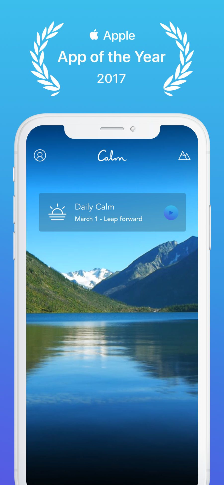 Calm iosLifestyleappapps Free apps for iphone