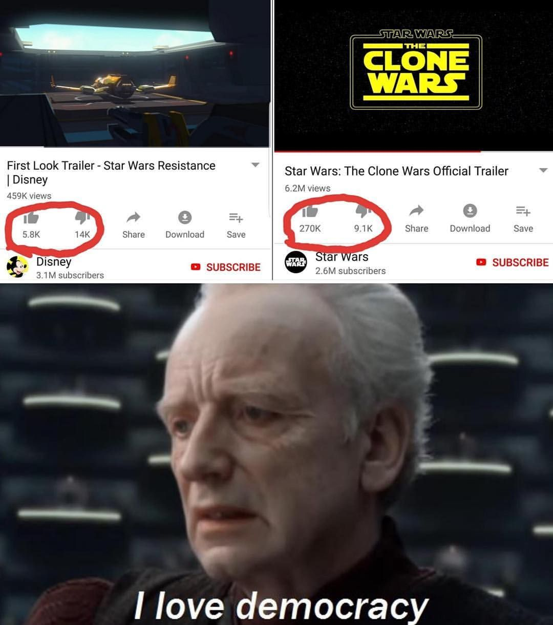 Star Wars Starwars Memes Prequel Memes Starwarsthelastjedi Funny Star Wars Memes Star Wars Humor Star Wars Facts