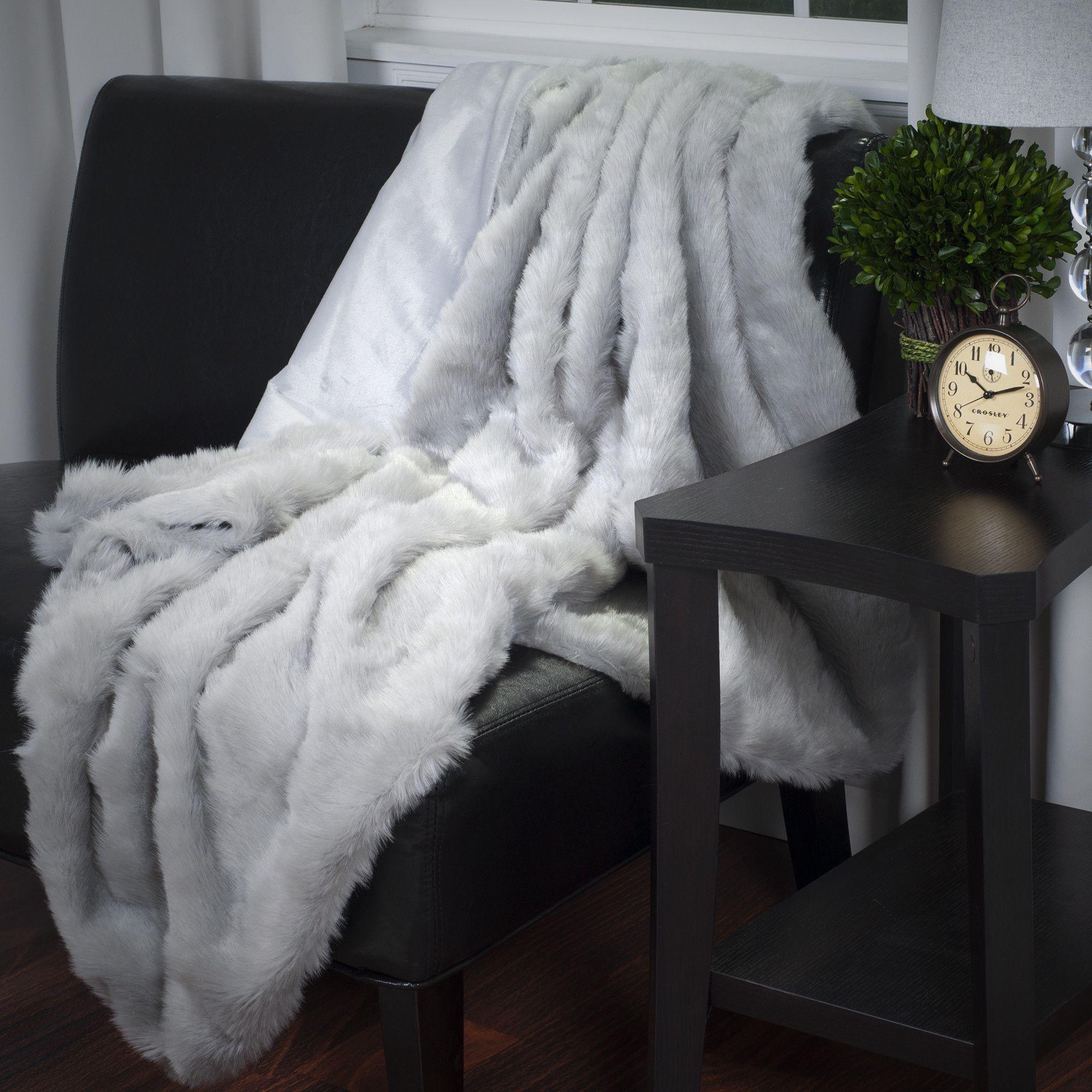 faux comforter york gray big home set mini bedding ebay jackson chance from bed interior essence last fur king