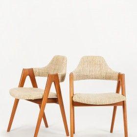 4 Kai Kristiansen Teak Stühle Okay Art Brazil Chair 19 In 2019