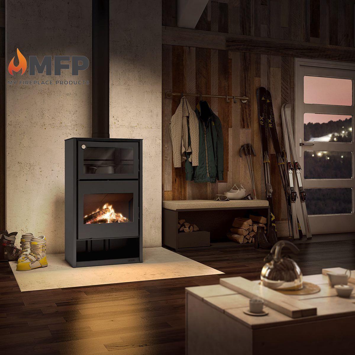 Https Myfireplaceproducts Com Ca En Drolet Atlas Wood Burning