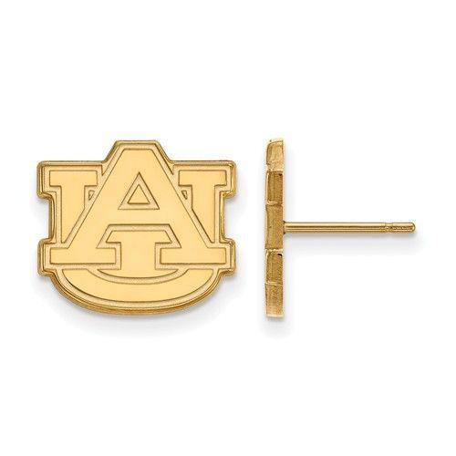 15mm x 15mm Jewel Tie 14k White Gold University of Miami Lapel Pin