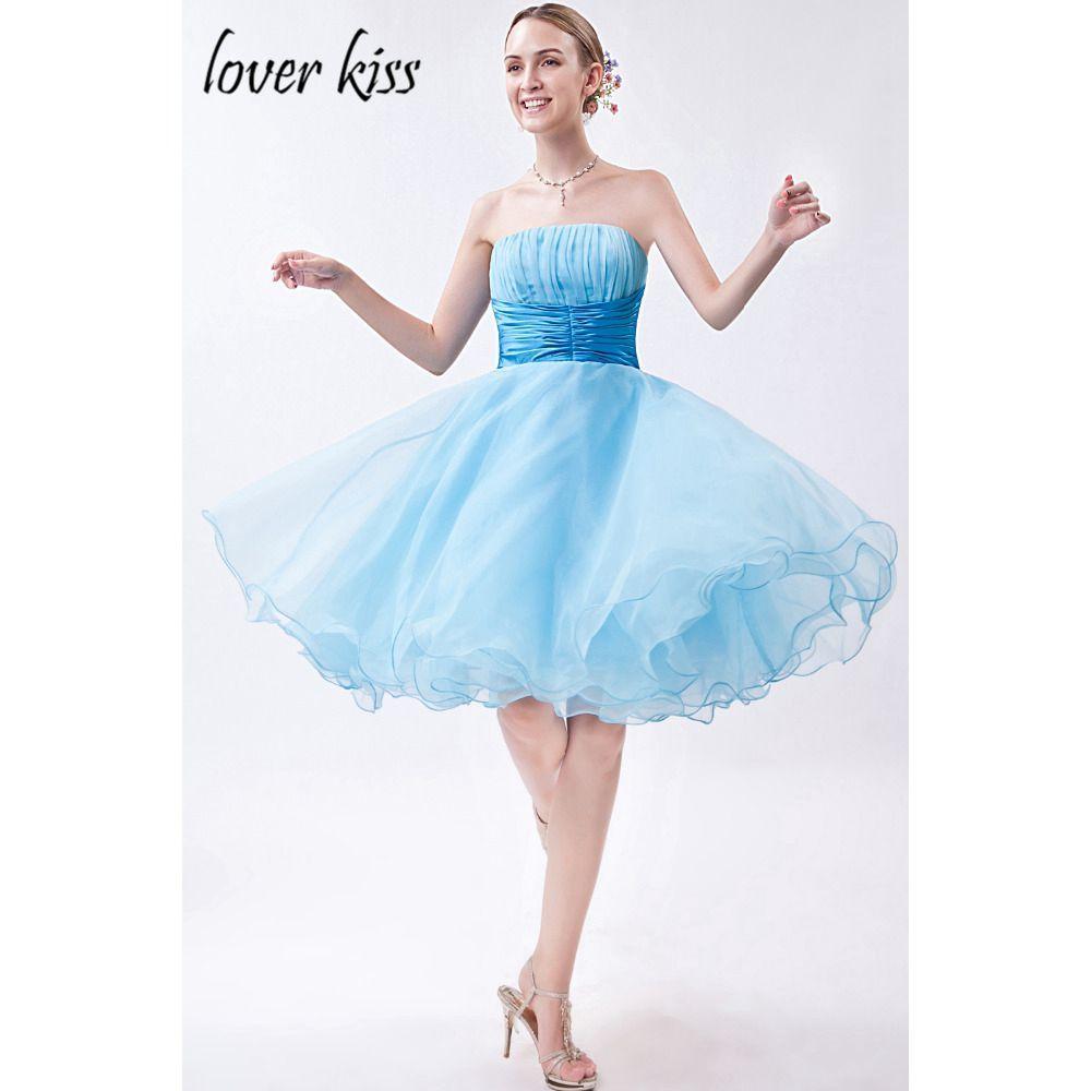 Click to buy ucuc cheap vestido de festa elegant beautiful strapless