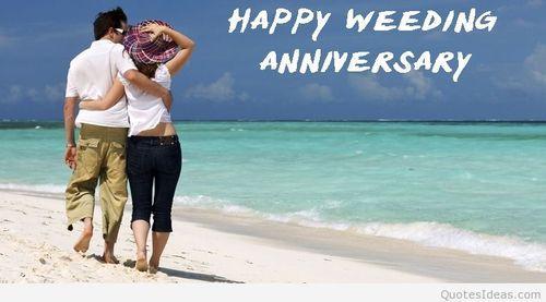 #Happy Wedding Anniversary Quote HD