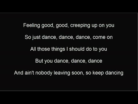 Justin Timberlake Can T Stop The Feeling Lyrics Video The