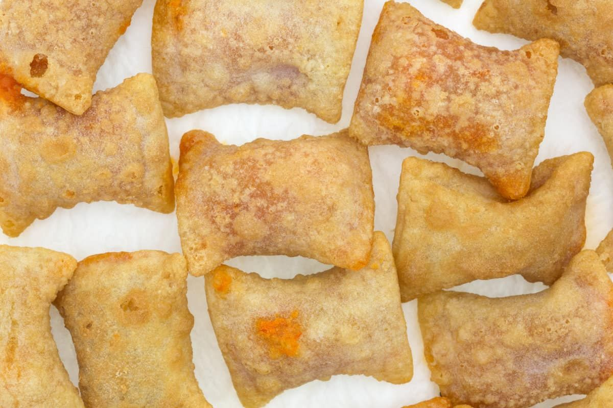 Air fryer pizza rolls the best way to cook Totino's