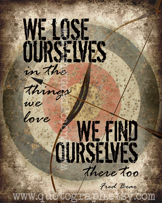 Pin By Rebecca Caabay Lainez On Inspirational Quotes Archery