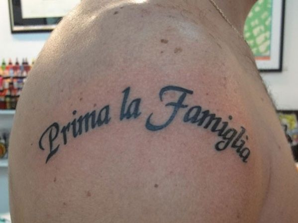 Épinglé par tattoo egrafla sur tatouage phrase en italien | italian