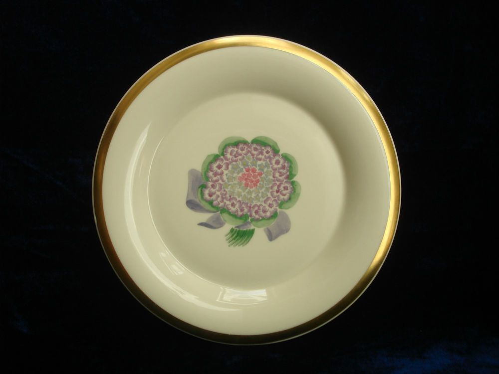 assiette plate rouard d cor main marcel goupy porcelaine haviland limoges marcel goupy 1886. Black Bedroom Furniture Sets. Home Design Ideas