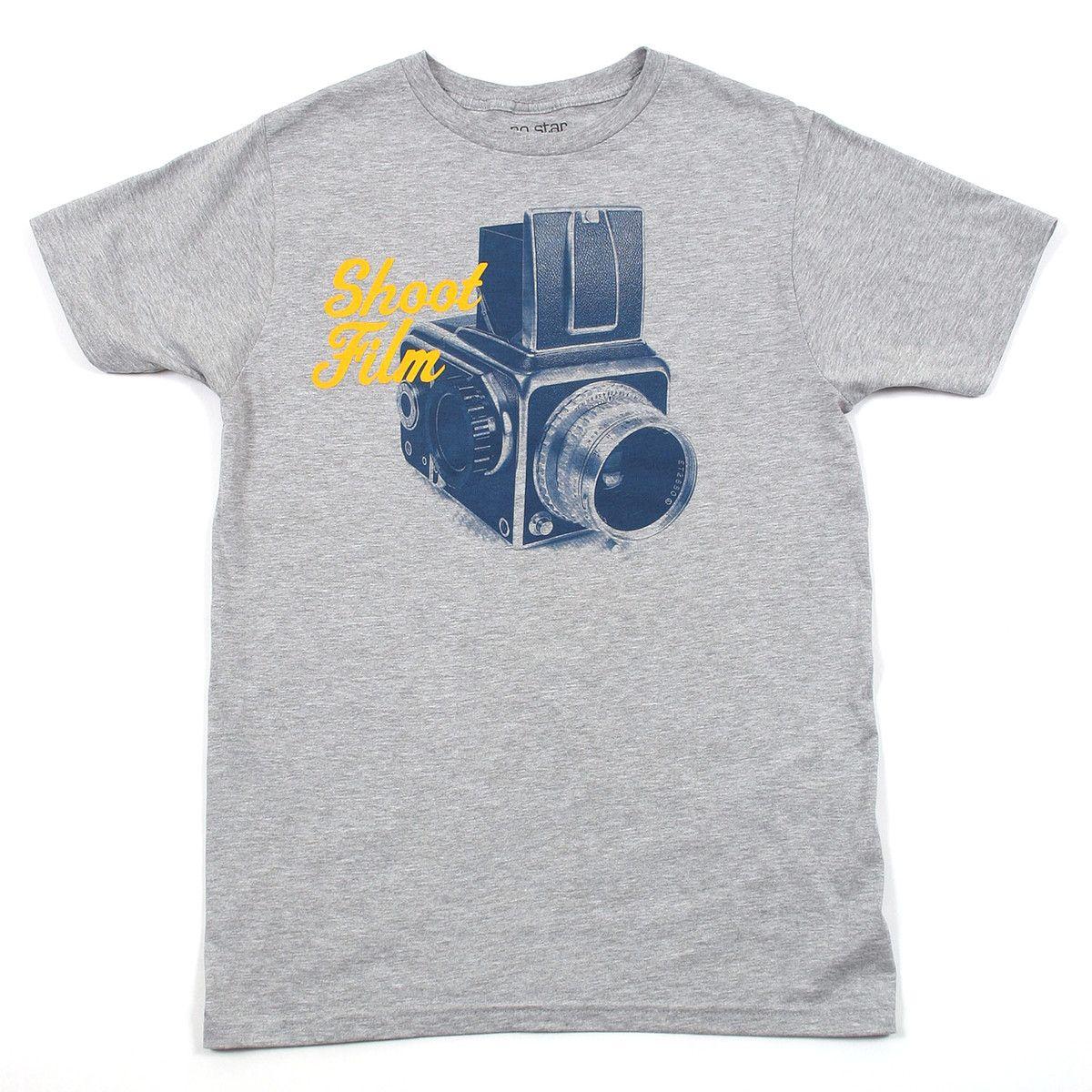 Shoot Film Tee Men's