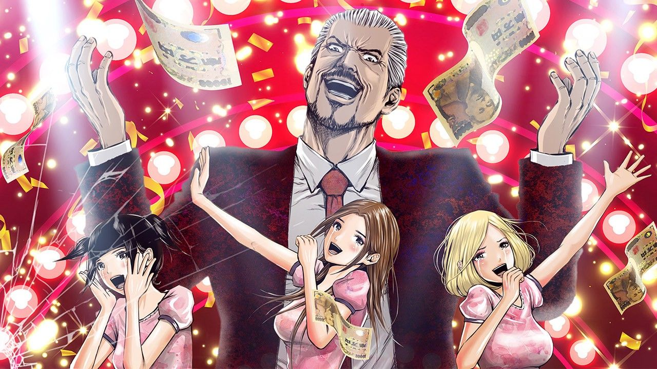 Back street girls gokudolls episode 9 anime watch online