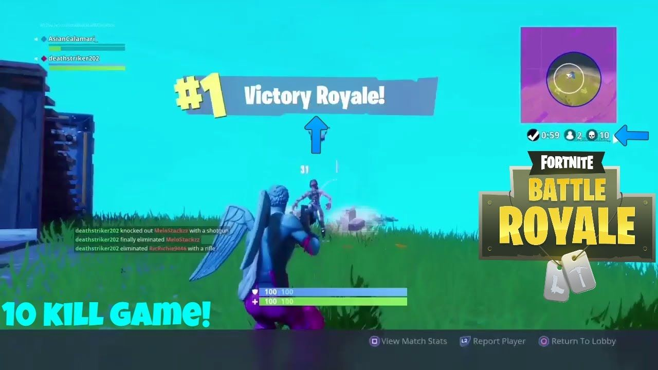 My Best Duo Win In Fortnite Battle Royale Epic Games