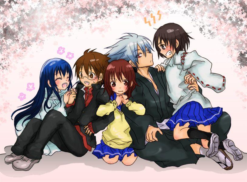I See Rikuo R U A Playa O 3 O With Images Anime Anime