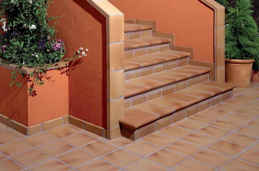 Pisos en gres buscar con google escaleras pinterest - Escaleras de gres ...