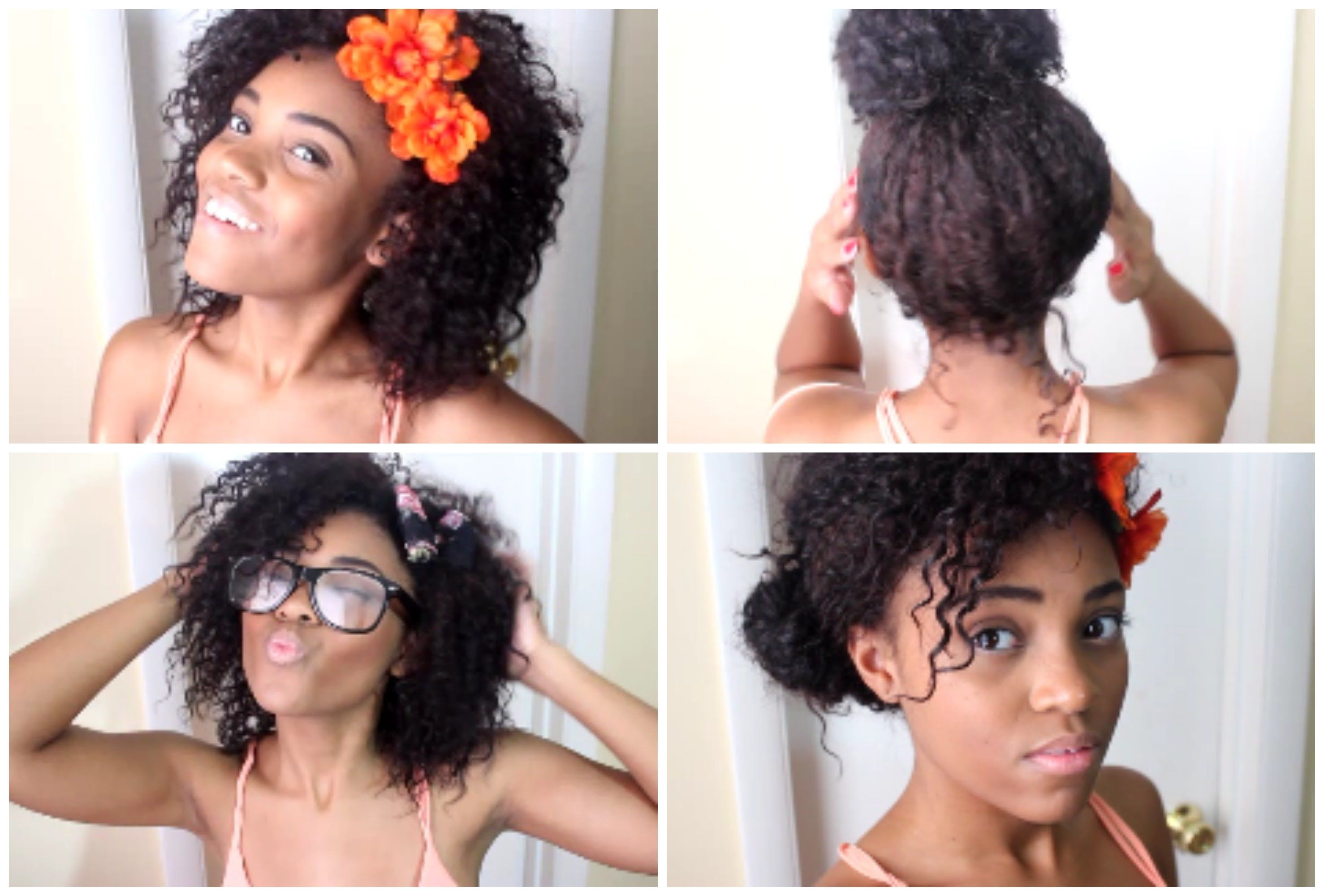 Back To School Curly Hairstyles Hdir Hair Styles