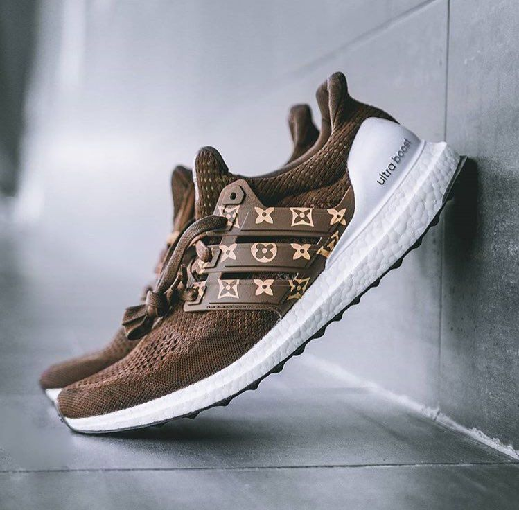 Louis Vuitton Custom Ultra BOOST