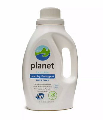 A Powerful Detergent That Is Tough On Stains But Gentle On Skin