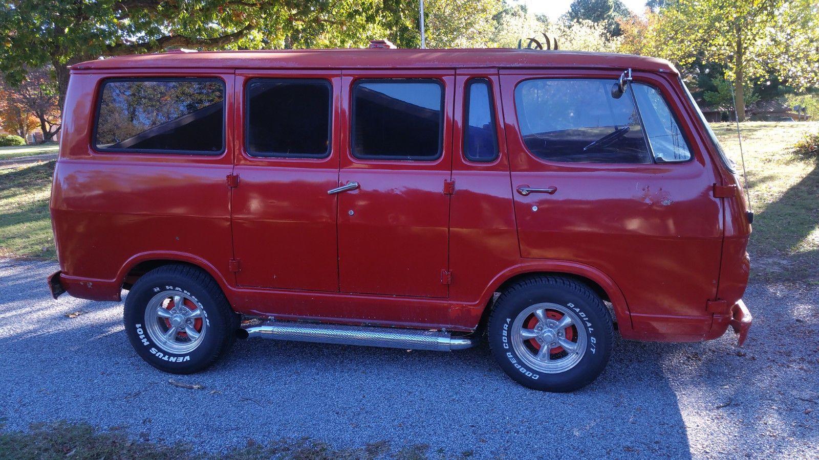 Https Www Ebay Com Itm 1967 Chevrolet G20 Van 183047224965 Hash