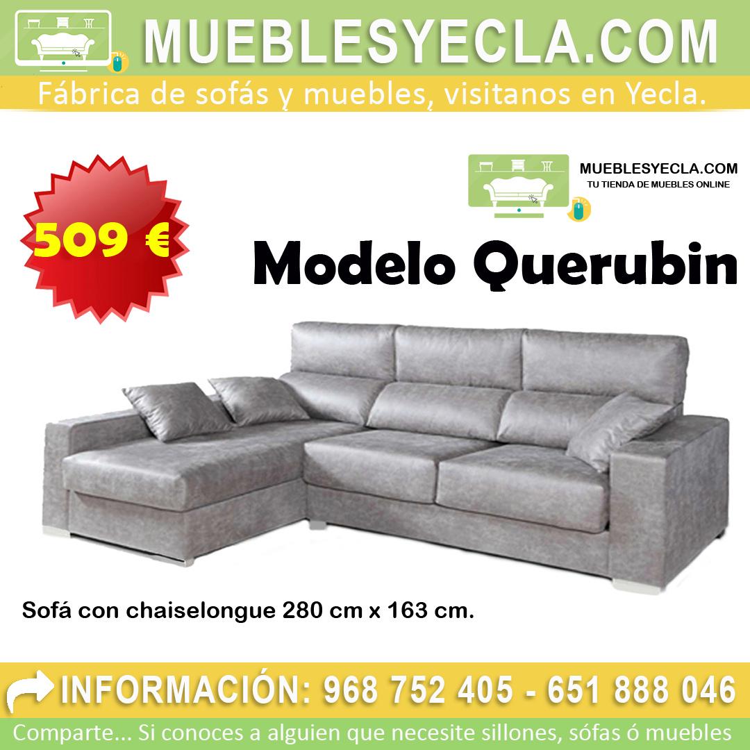 Oferta sofá Querubín ✌