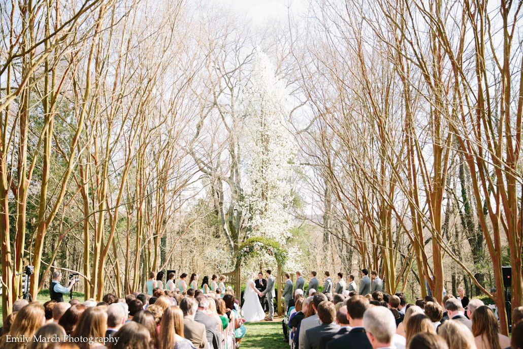 Tuckahoe Plantation Wedding From Emily March Photography