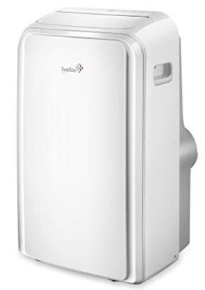 Ivation 12 000 Btu Portable Air Conditioner Dual Hose Ac Unit