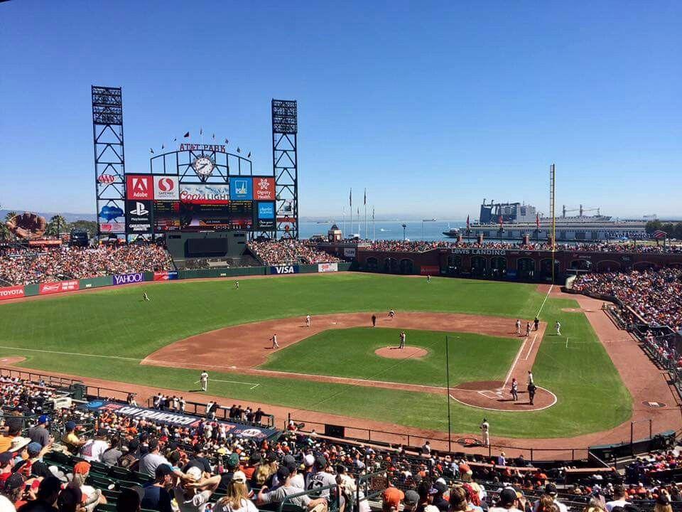 Pin By Joe On San Francisco Ca Major League Baseball Stadiums Baseball Stadium Baseball Field