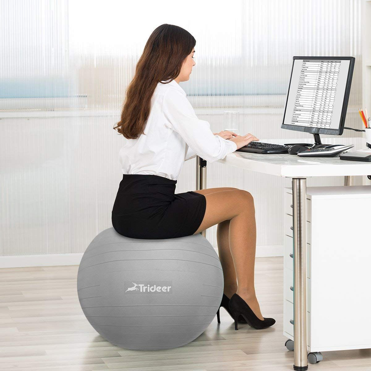 Do Any Of You Actually Use These Yoga Ball Chairs And How Does