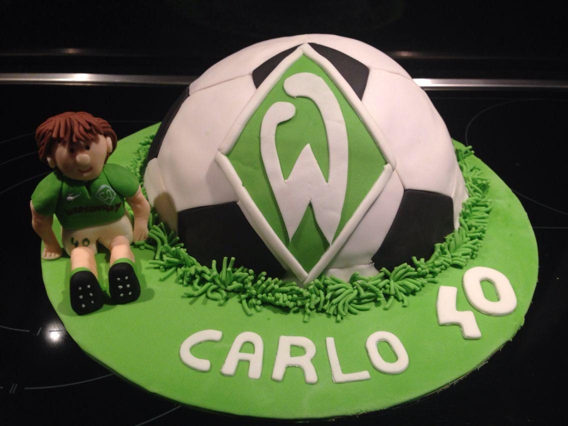 #Cake # Werder Bremen