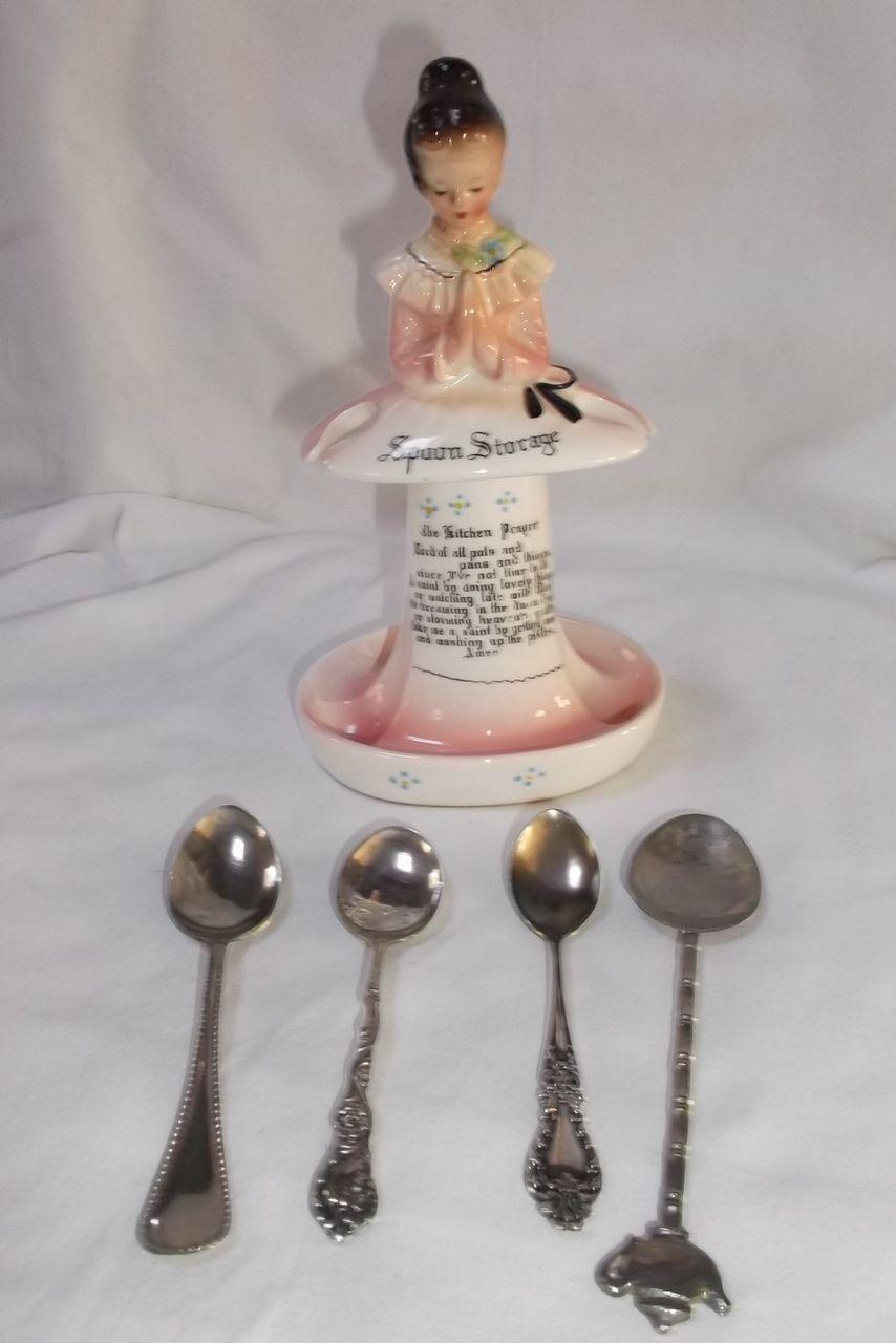 1970\u2019s Kitchen Prayer Spoon Rest