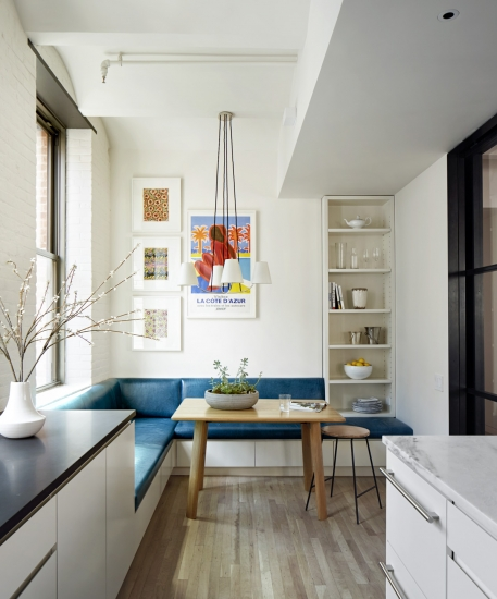 Learn How To Transform An Industrial Space Into A Modern Apartment