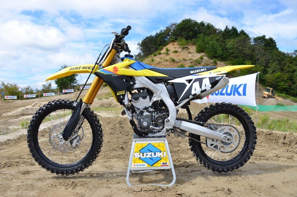 Suzuki 2019 Rmz 250 Price And Release Date From 2019 Suzuki Rm