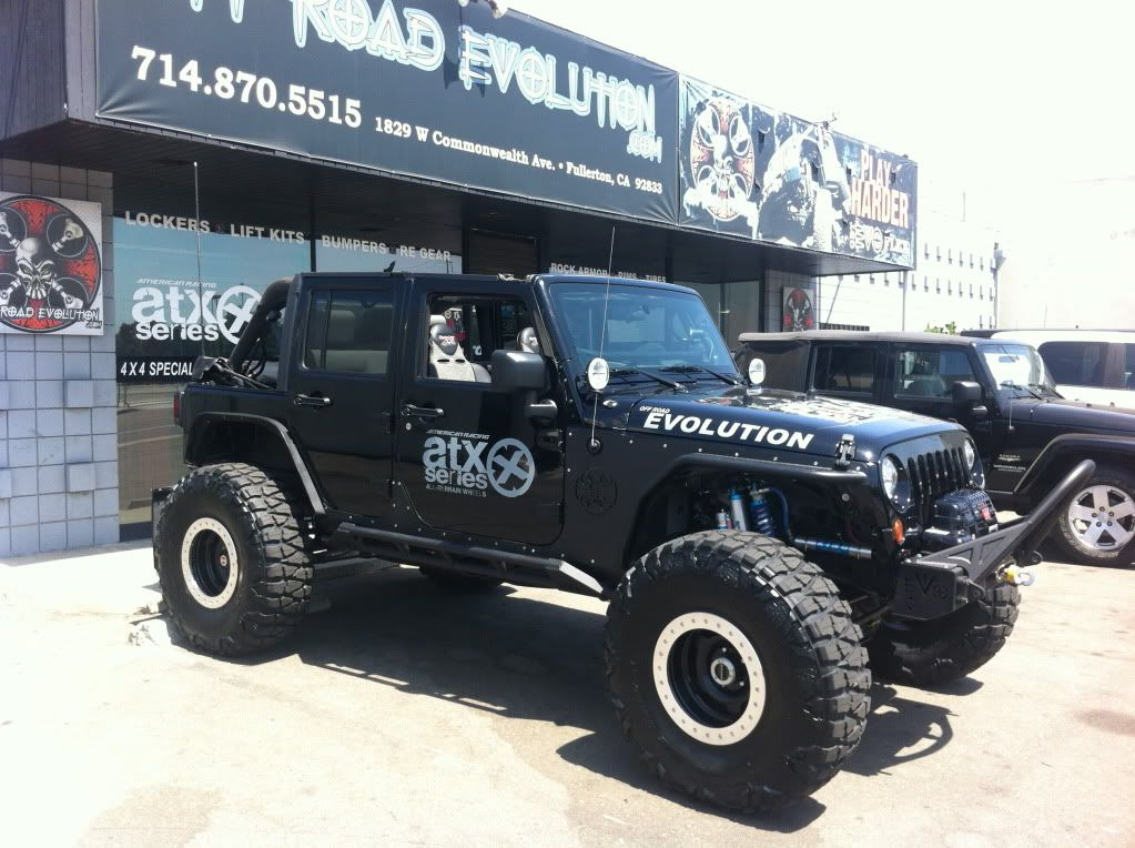 Jeep Information And Evolution Offroaders Com >> Jeep Jk Offroad Evolution Google Search Favorite Cars Monster