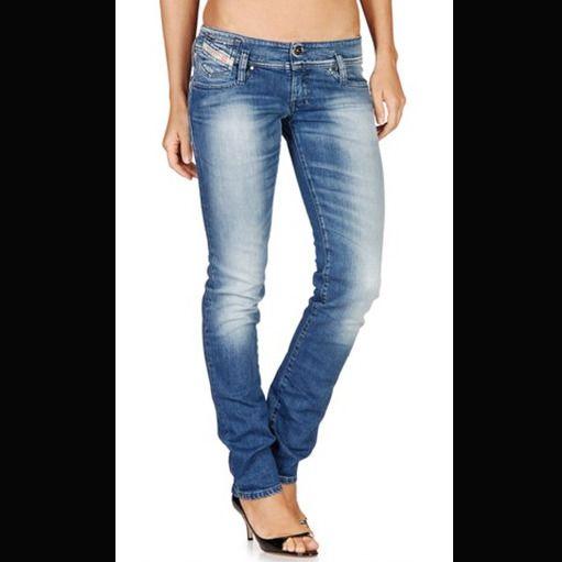 a4e82733 NEW DIESEL Ladies MATIC 008L5 SKINNY TAPER leg JEANS women's W29 L34 size uk  10