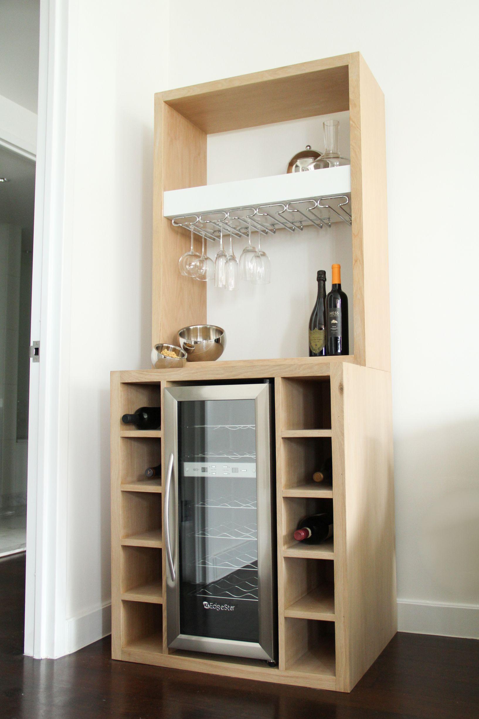 Pin by Dorothy Macik on Built in wine
