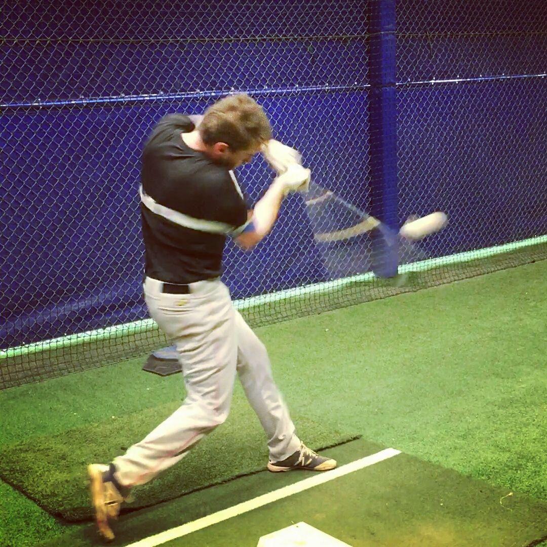 Laser Blast Drills Automatic Mechanics Baseball Softball Batting Trainer Batting Trainer Baseball Workouts Baseball Hitting