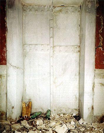 Philip II - Interior and Door of the Tomb