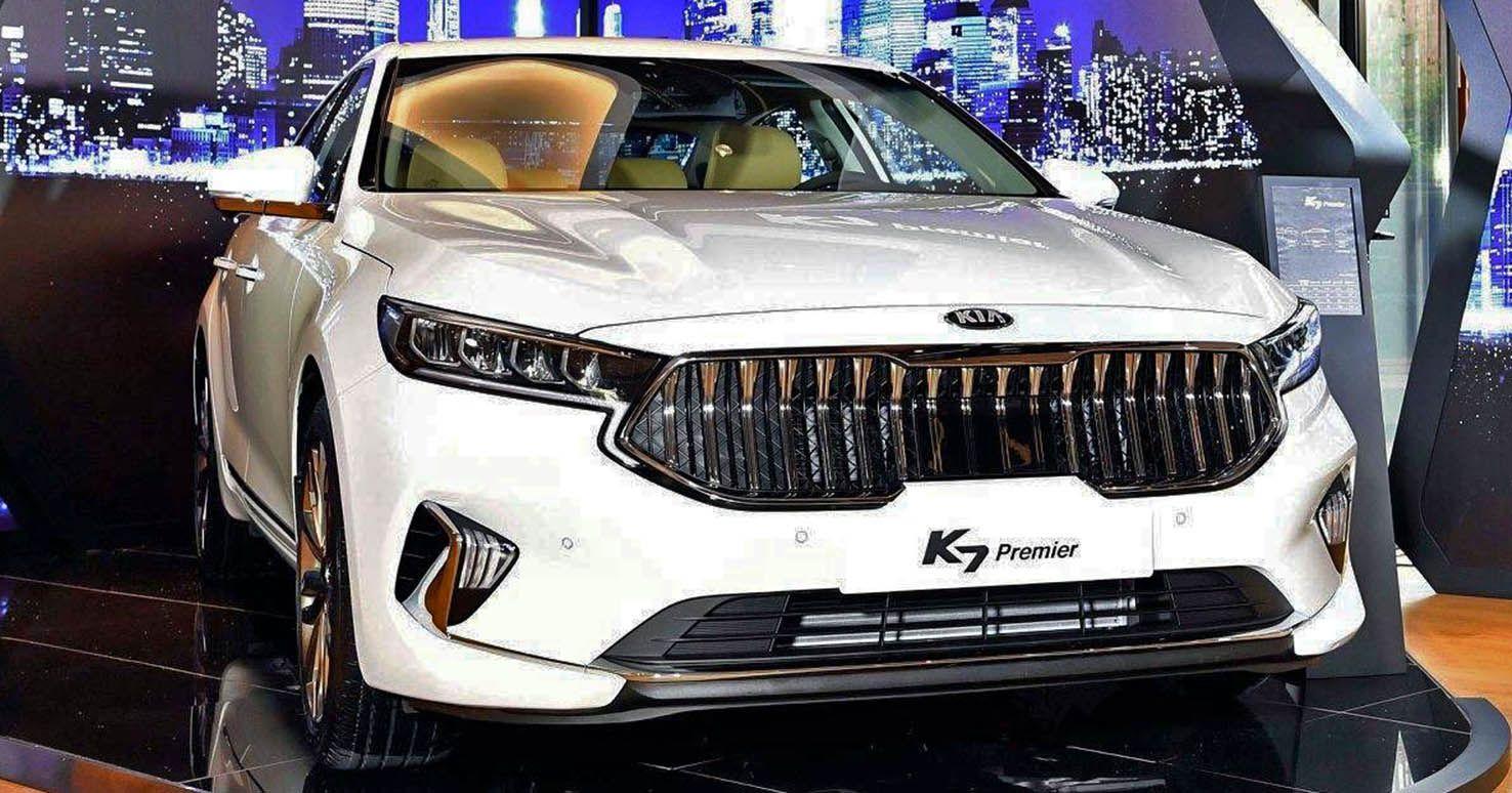 كيا كادينزا 2020 الجديدة كليا سيارة السيدان الكورية الأنيقة والفاخرة تتجد بشكل شبه كامل موقع ويلز In 2020 Kia Car Sports Car