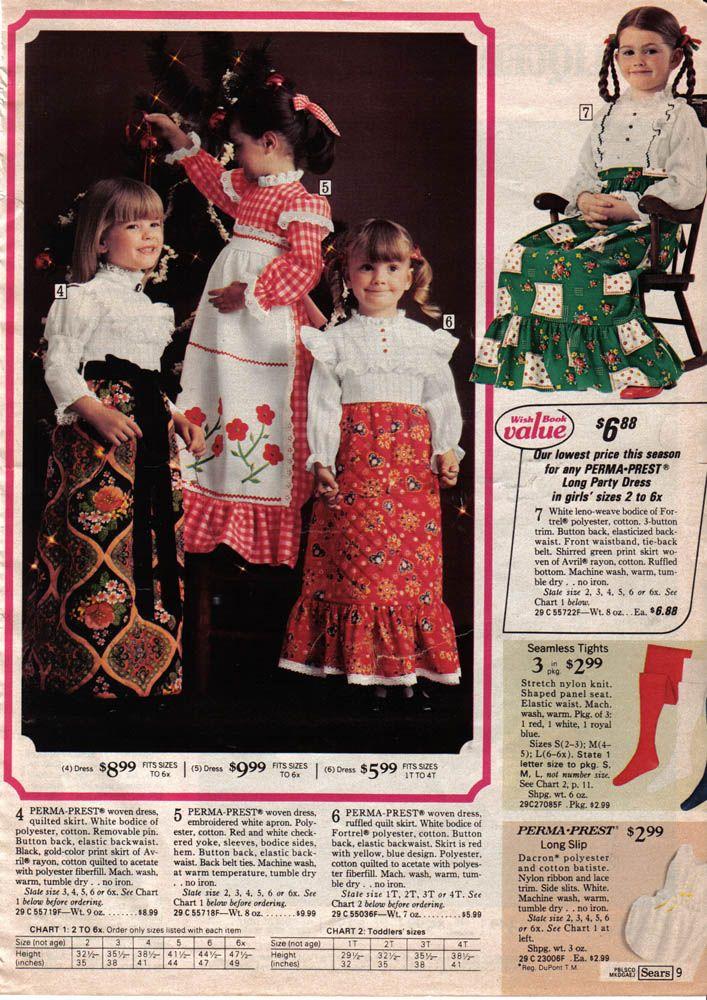 2cc2d461c0637 Sears Christmas Wishbook 1975 | Babies 2 | 1970s childhood ...