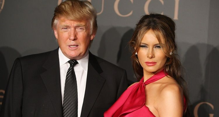 Donald Trump And Melania Trumps Wedding Pics From The Ring to The