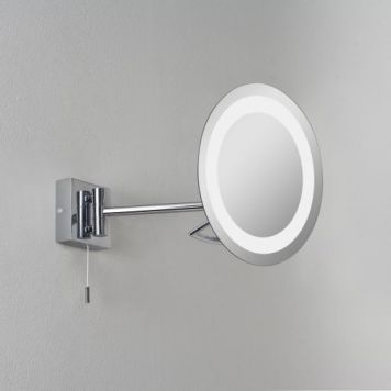 Runder gena kosmetikspiegel beleuchtet beleuchtete kosmetikspiegel spiegelschr nke - Beleuchtete badezimmerspiegel ...