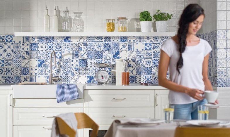 Delfts Blauwe Tegels : Delfst blauwe tegels in de badkamer homease