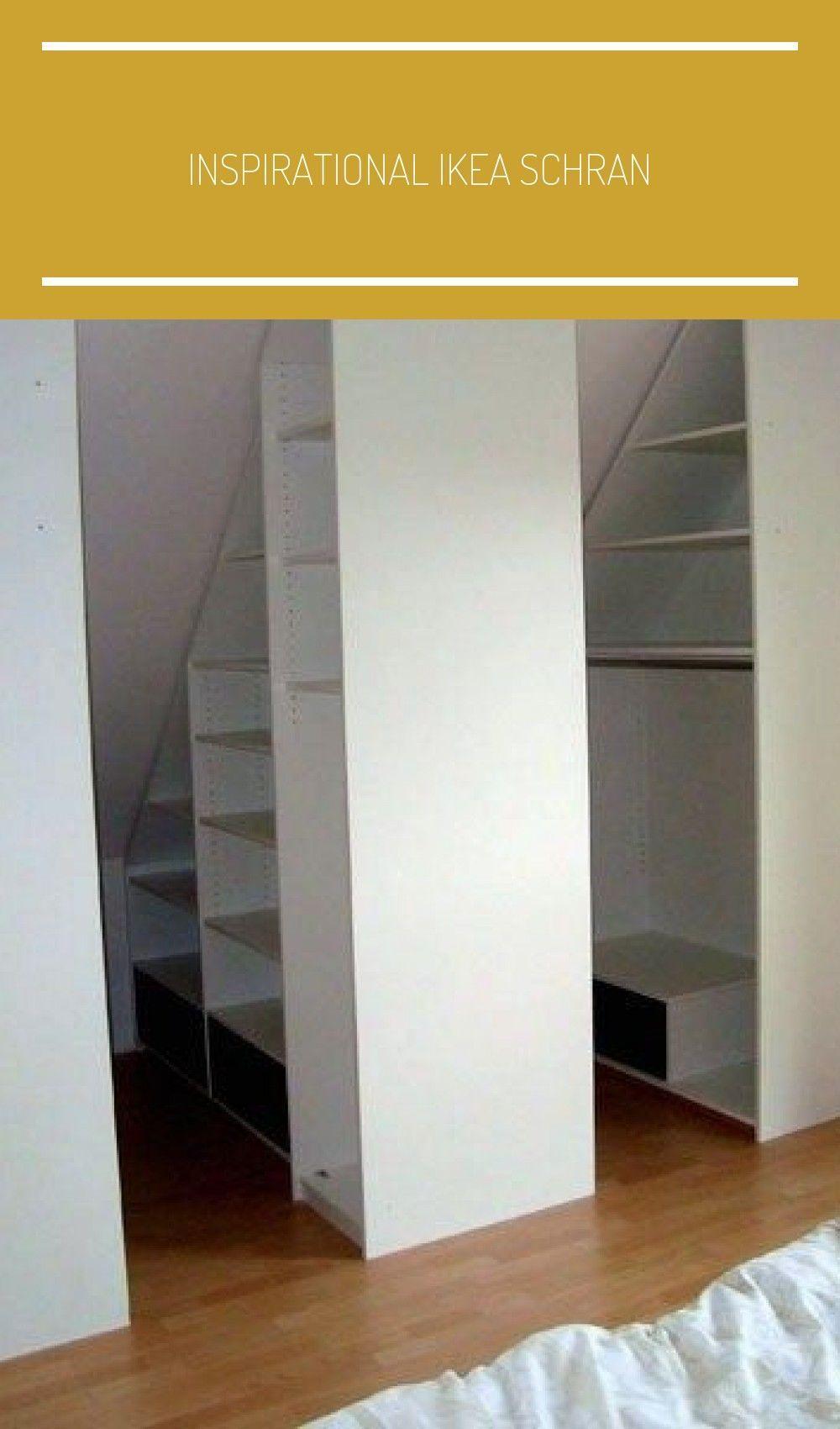 Inspirational Ikea Schrank Dachschrage Arbeitszimmer Einrichten