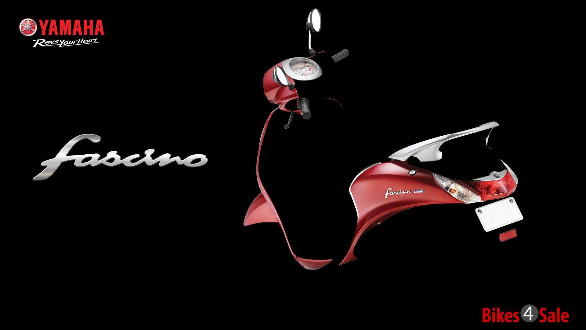 Yamaha Fascino Yamaha Scooter Yamaha Scooter