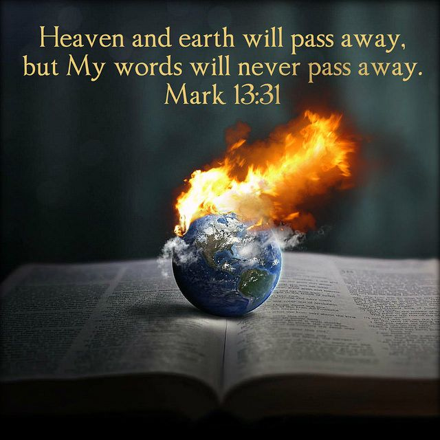 Kuvahaun tulos haulle Mark 13:31