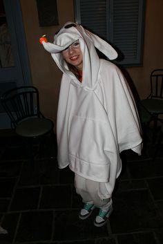 Homemade Zero The Ghost Dog Costume Google Search Nightmare