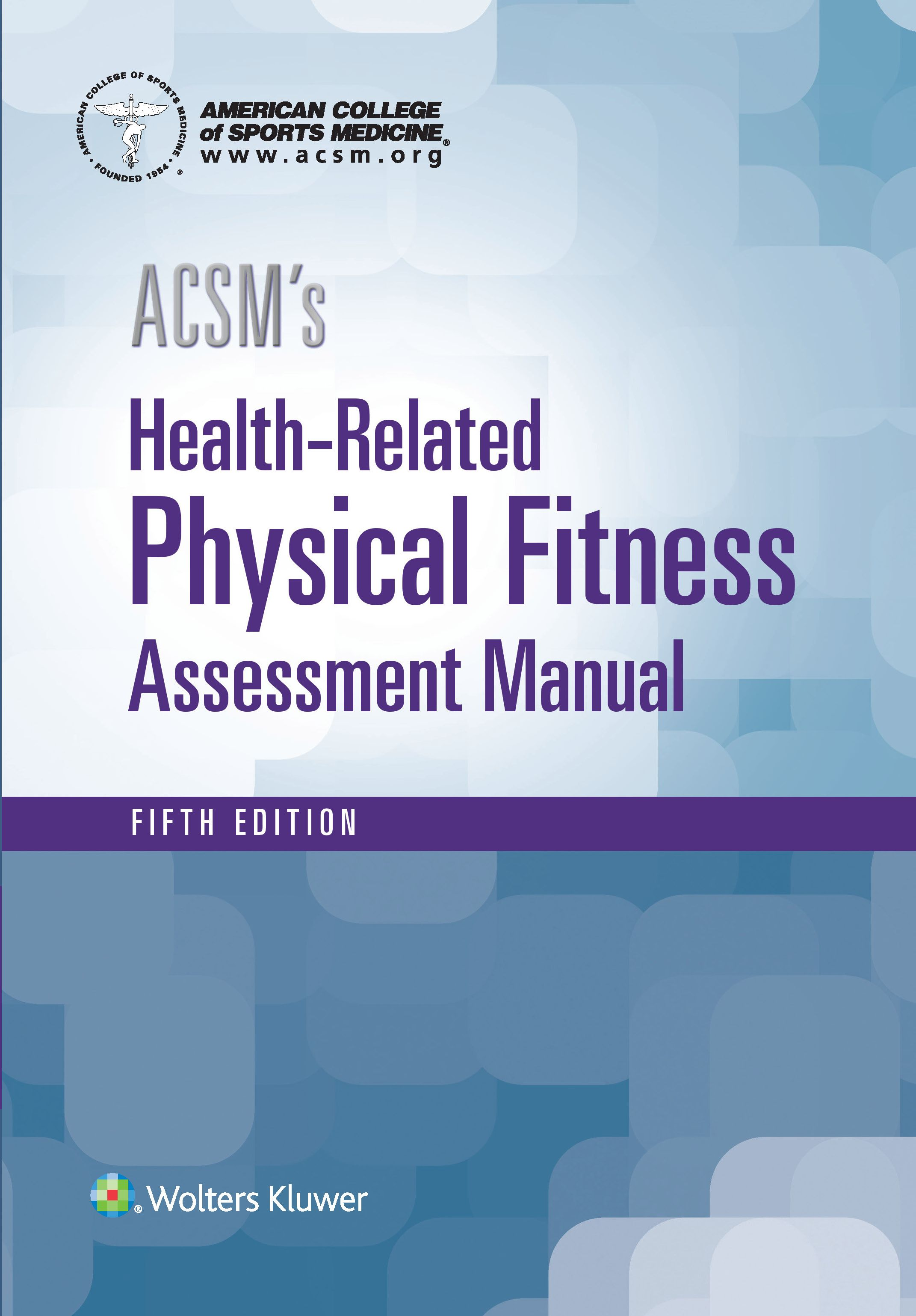 HealthRelated Cover Sports medicine, Physical fitness, Acsm